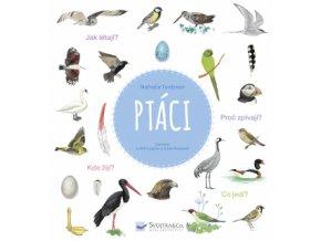 Ptáci encyklopedie ptáků pro děti