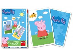 Černý Petr Peppa Pig