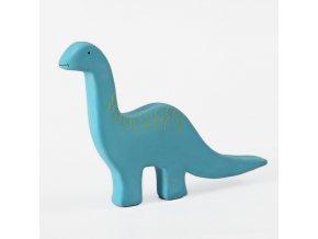 Tikiri Baby Dinosaurus z prirodnej gumy brachiosaurus