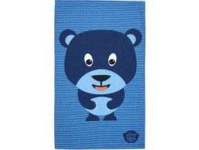 Dětský nákrčník Affenzahn Bobo Bear 01