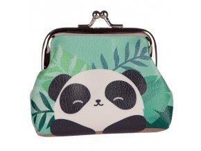 Mini peněženka Panda