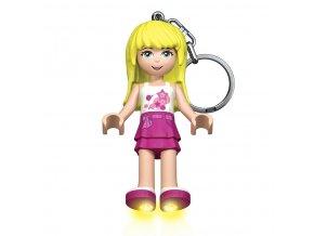 LEGO Friends Stephanie svítící figurka, přívěsek