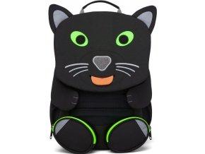 Dětský batoh Affenzahn Panther black velký