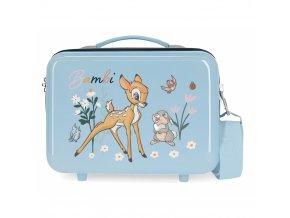 Cestovní ABS kabelka Bambi neceser