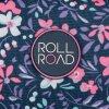 Vak na záda Roll Road Spring květiny