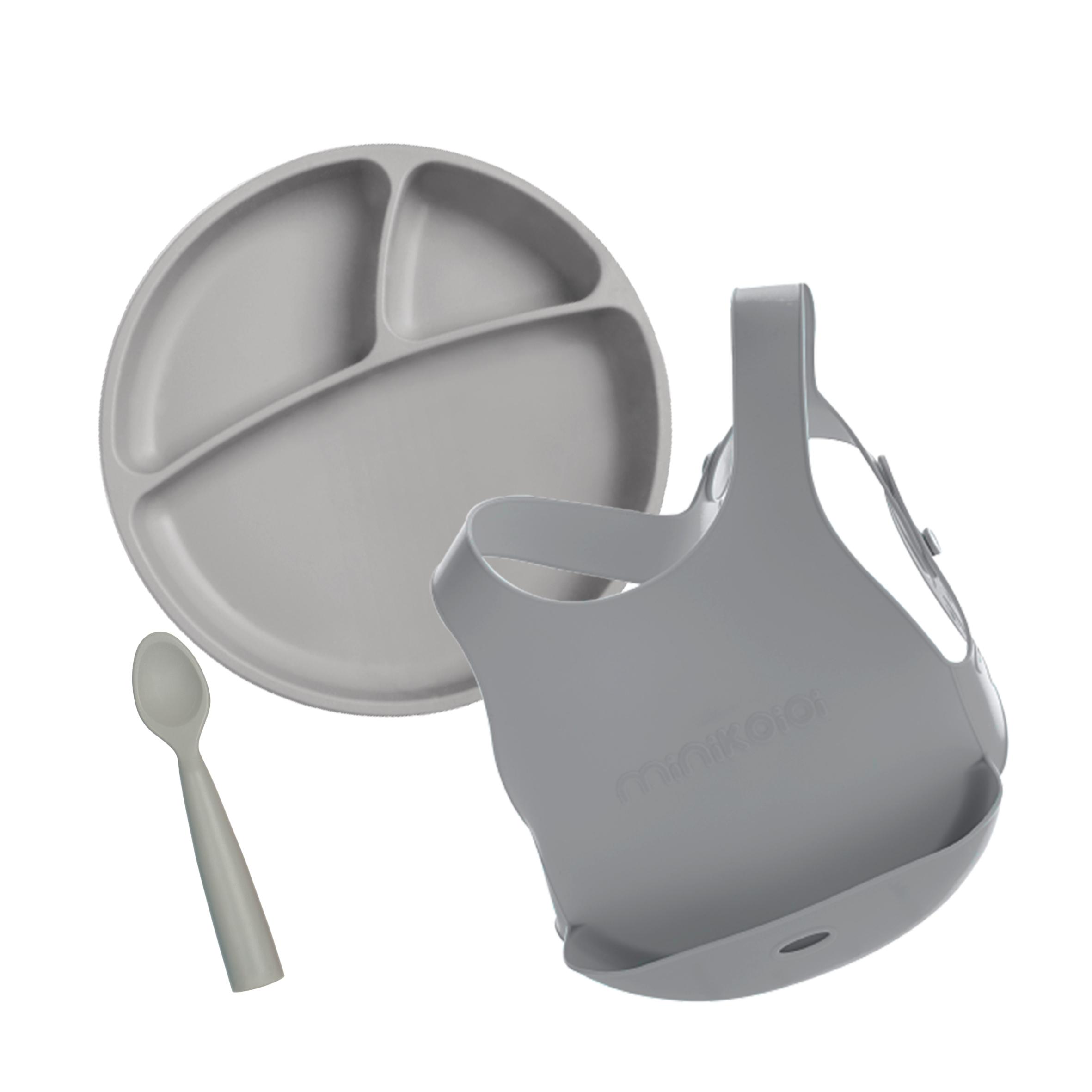 Set na stolovanie - Grey
