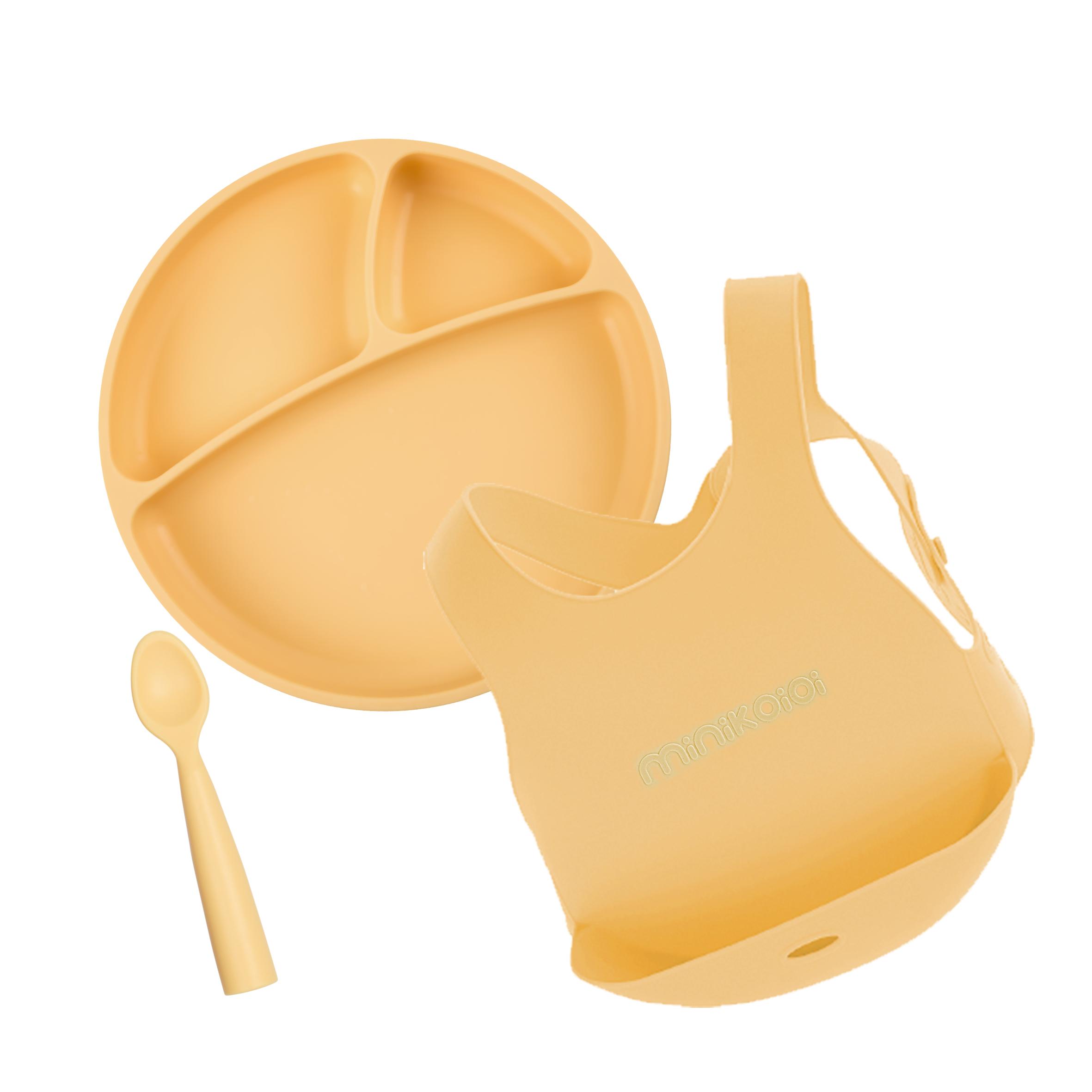 Set na stolovanie - Yellow