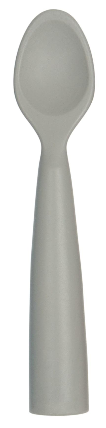Lyžička silikónová - Grey