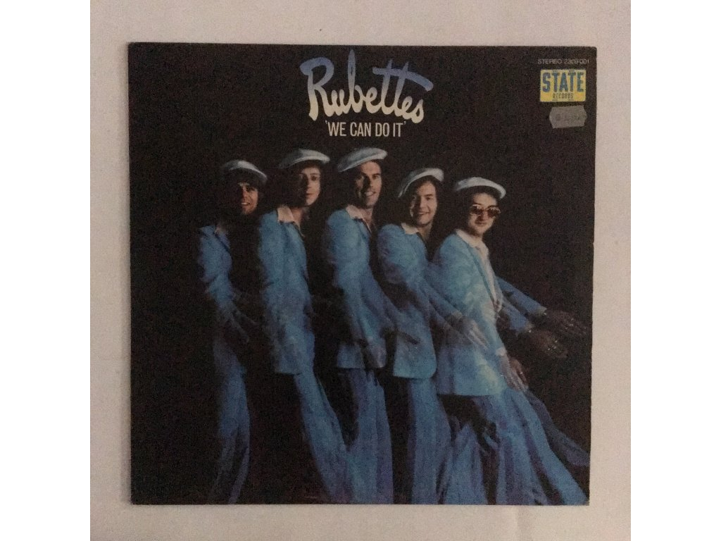 The Rubettes:  We Can Do It