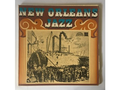 Various ?– New Orleans Jazz