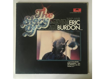 Eric Burdon: The Story Of Eric Burdon