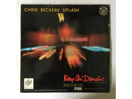 Chris Beckers´ Splash: Keep On Dancin´