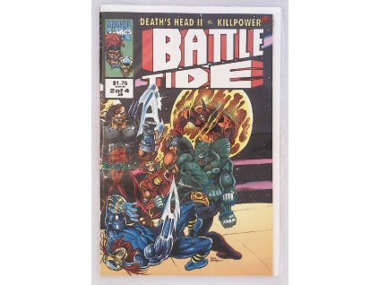 BATTLETIDE Vol. 1 No. 2, January, 1992
