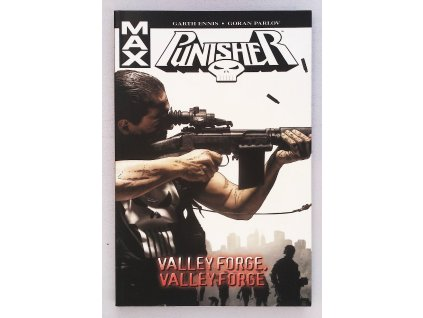 Punisher MAX: Punisher: Valley Forge, Valley Forge