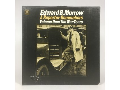 Edward R. Murrow – A Reporter Remembers - Vol. I: The War Years