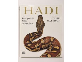 MATTISON, Chris: Hadi
