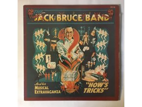 The Jack Bruce Band ‎– How's Tricks