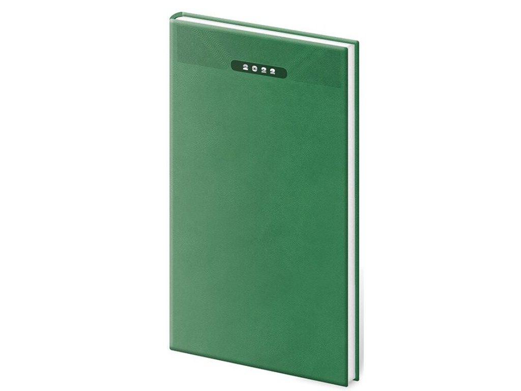 Vreckový diár Print zelený