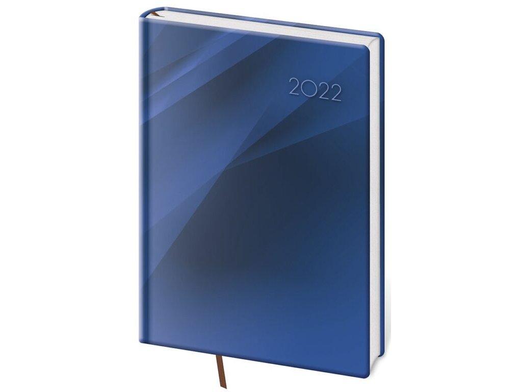 Denný diár A5 Vario Blue design