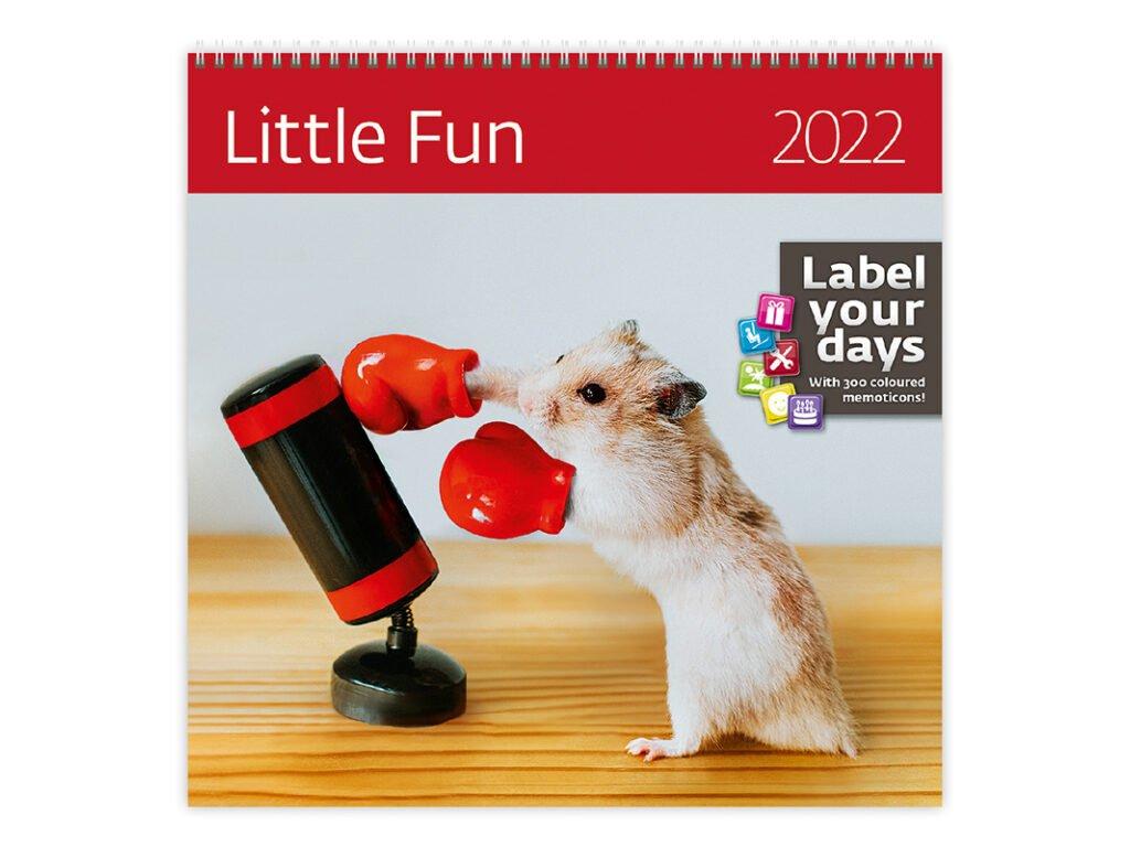 Kalendár Little Fun