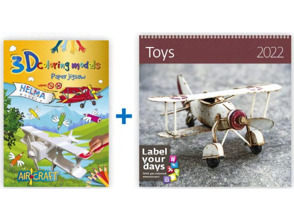 LP Toys a Lietadlo