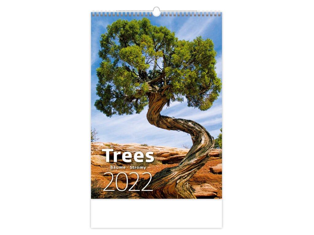 Kalendár Stromy