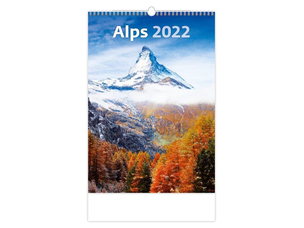 Kalendár Alps