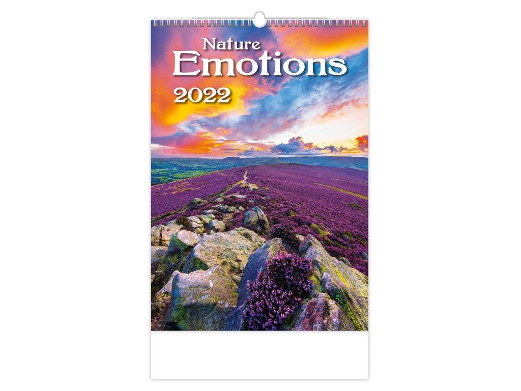 Kalendár Nature Emotions