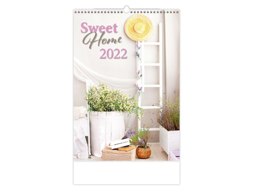 Kalendár Sweet Home