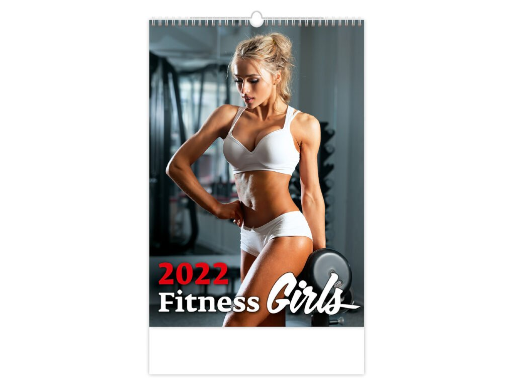 Kalendár Fitness Girls