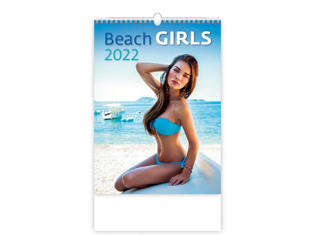 Kalendár Beach Girls