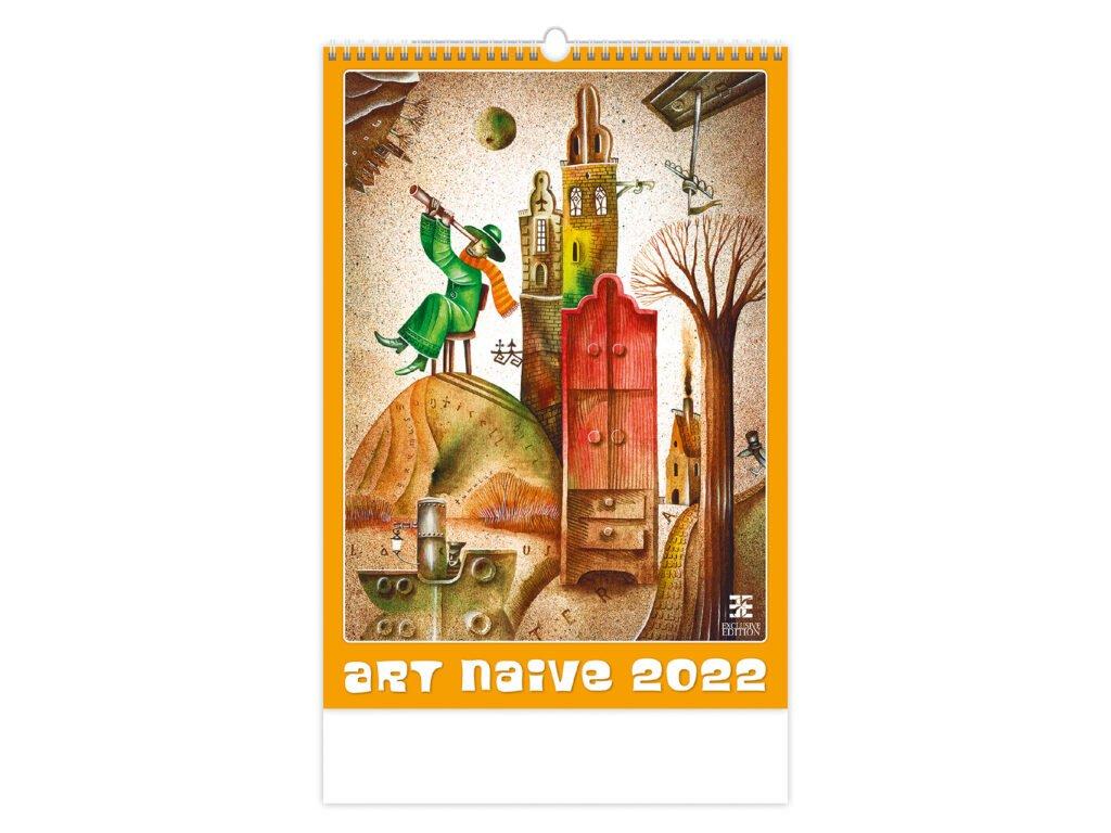 Kalendár Art Naive