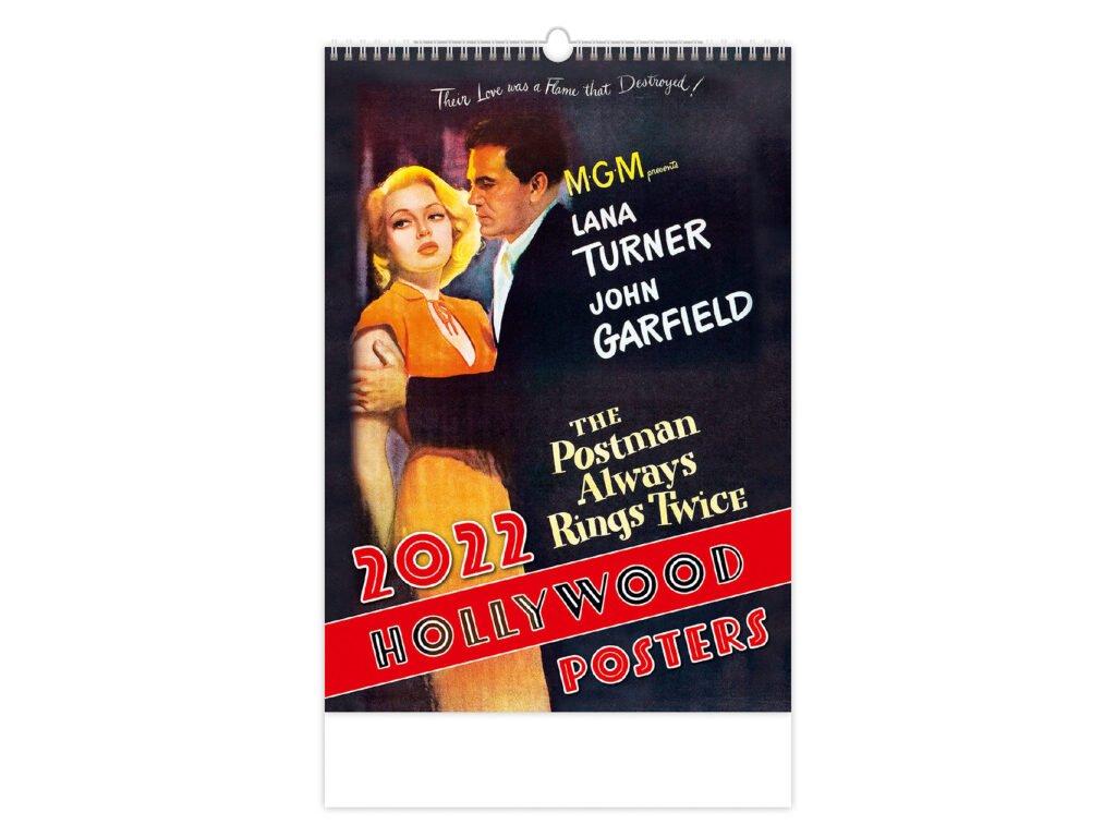 Kalendár Hollywood Posters