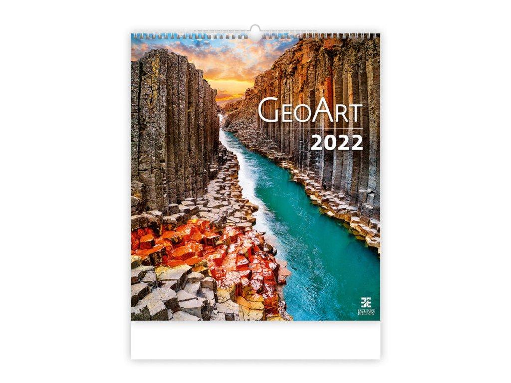 Kalendár Geo Art