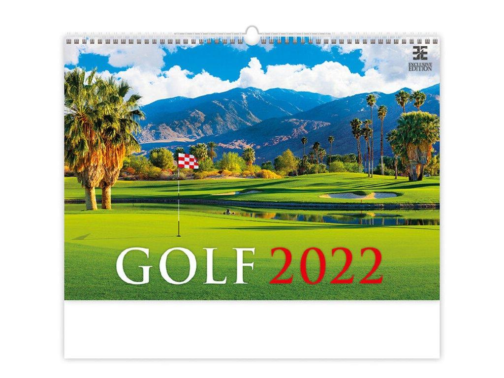 Kalendár Golf