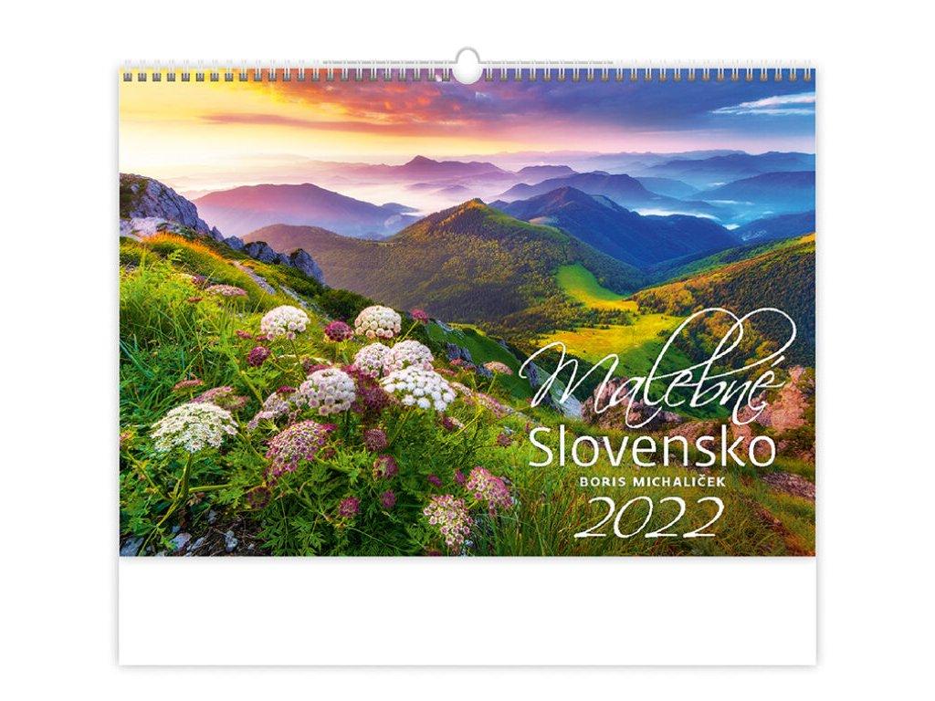 Kalendár Malebné Slovensko