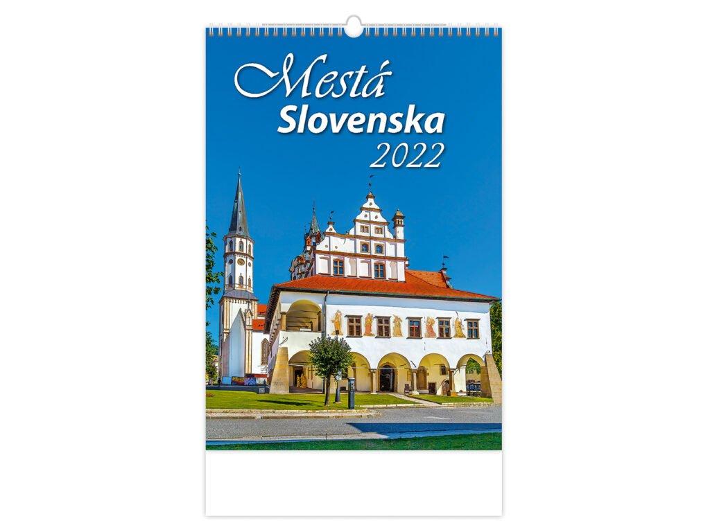 Kalendár Mestá Slovenska