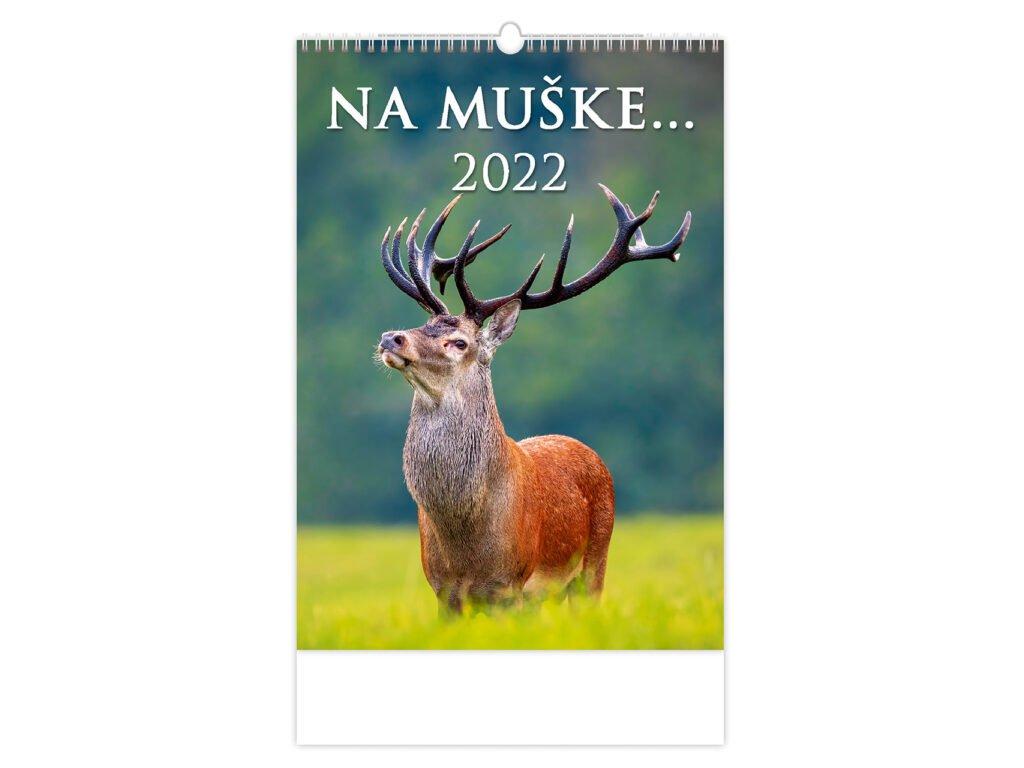 Kalendár Na muške...