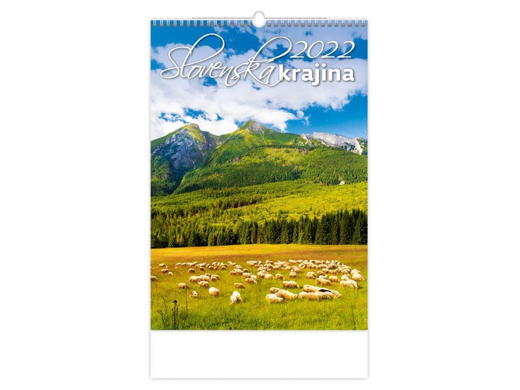 Kalendár Slovenská krajina