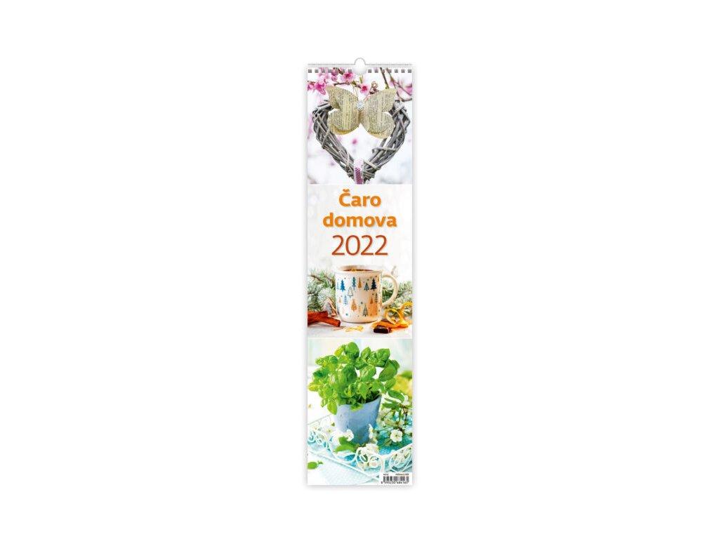 Kalendár Čaro domova - viazanka