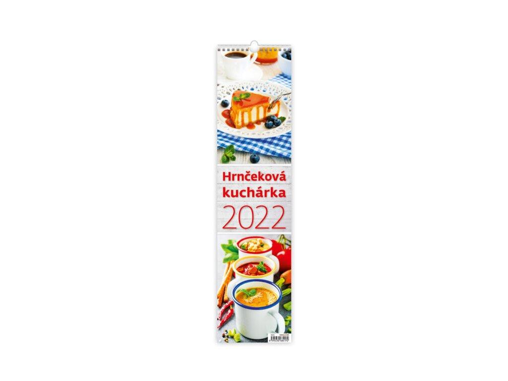 Kalendár Hrnčeková kuchárka - viazanka