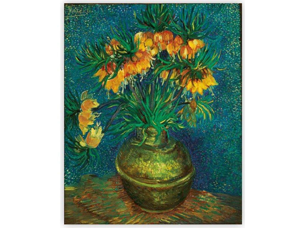 Drevený obraz Vincent