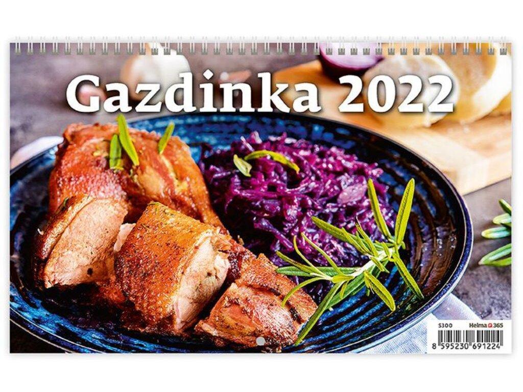 Kalendár Gazdinka