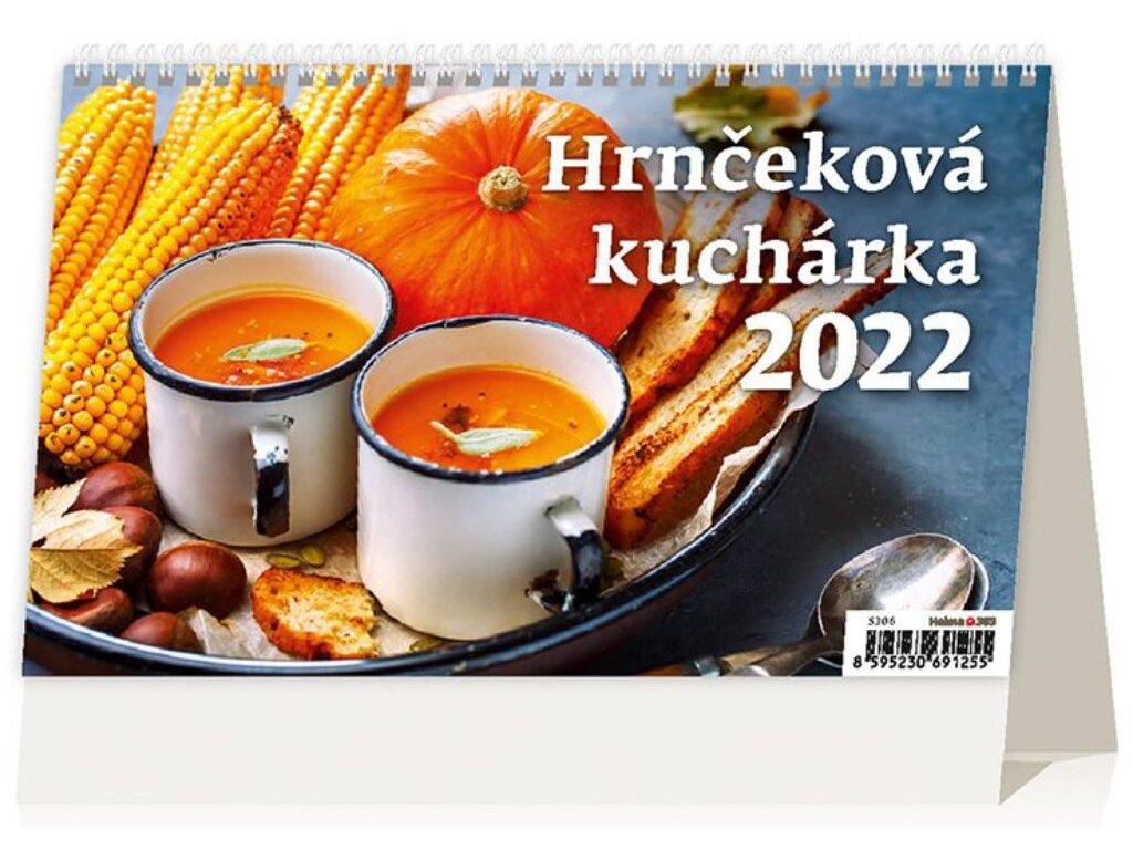 Kalendár Hrnčeková kuchárka