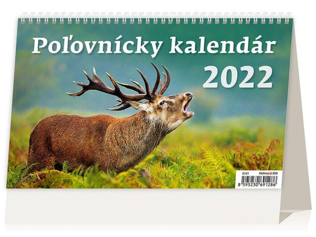 Poľovnický kalendár