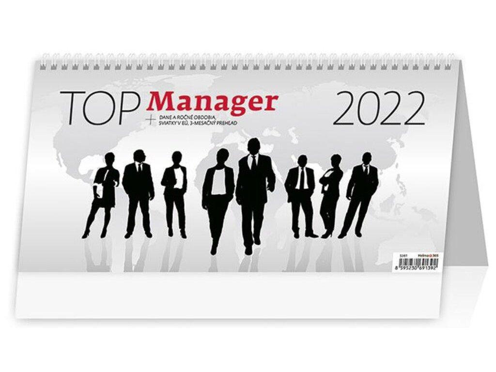 Kalendár Top Manager