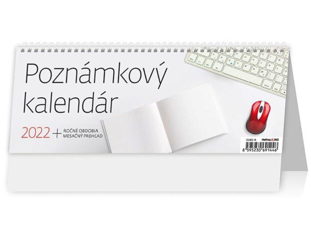 Poznámkový kalendár