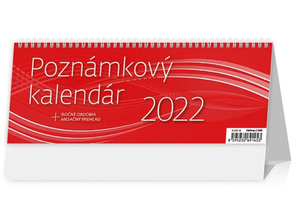Poznámkový kalendár OFFICE