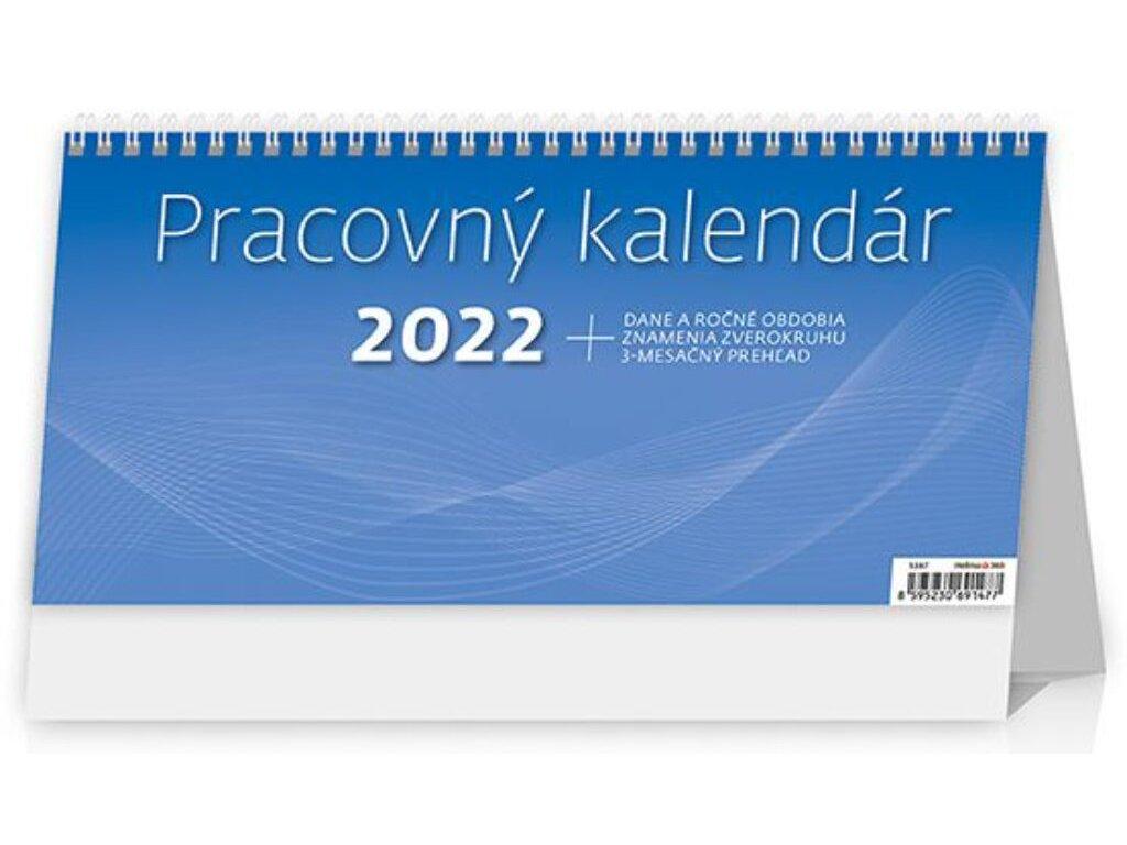 Pracovný kalendár