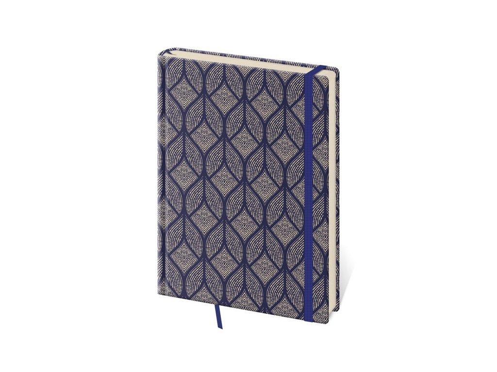 Zápisník Vario M bodkovaný design 4